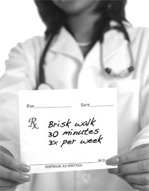 Prescription for Exercise